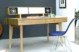 unique office desk home office. Unique Desks For Home Office Long Desk Audio With Regard To