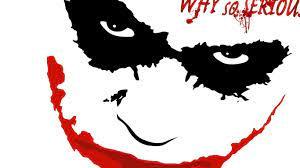 Joker Why So Serious Wallpaper ...