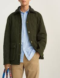 UNIQLO and JW ANDERSON 2017 FW COLLECTION|UNIQLO & The classic English country jacket updated with UNIQLO's lightweight wool  blend. Rib knit collar adds a soft touch. Embossed neo leather patch  features the ... Adamdwight.com