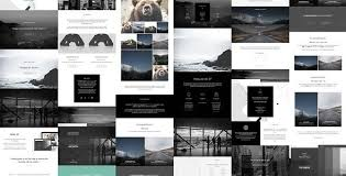 sales kit template html photography website templates from themeforest page 3