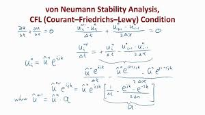 mit numerical methods for pde lecture 7 von neumann ility ysis
