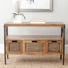 black sofa table with drawers. Furniture:Bench Kitchen Islands For Small Kitchens Sofa Tables With Table Baskets Adorable White Black Drawers