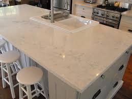 white marble quartz countertops