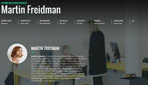 10 Best Resume Vcard Portfolio Wordpress Themes Inkthemes