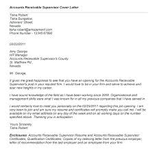 Easy Cover Letters Ideas Of Accounts Receivable Cover Letter Examples Easy Cover Letter