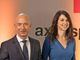 Jeff Bezos behält Kontrolle über Amazon ...