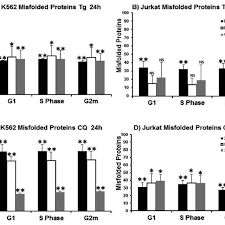 Jurkat and K562 cell lines were untreated or treated with Tg (0.1, 0.5,...  | Download Scientific Diagram