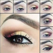 bridal tutorial easy party eye makeup tutorial previousnext