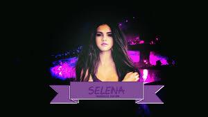 Dark Purple Aesthetic Wallpaper (Selena ...