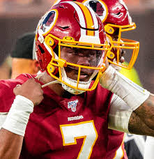 (born may 3, 1997) is an american football quarterback for the pittsburgh steelers of the national football league (nfl). History Of Dwayne Haskins In Timeline Popular Timelines