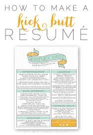 How To Create A Creative Resume Therpgmovie