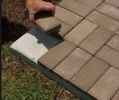 patio pavers over concrete. Fine Over Installing Thin Pavers Over Concrete To Patio Pavers Over Concrete 0