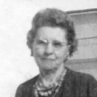 Effie Leona Bradley (Bates) (1893 - 1972) - Genealogy