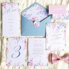 Ручная работа, handmade | Свадебные приглашения ...