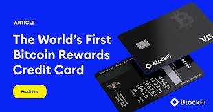 bitcoin card bitcoin rewards credit
