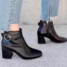 Freda Salvador Shoes   Freda Salvador Hendrix Leather Croc Ankle ...