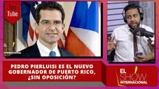Image result for YouTube Pedro Pierluisi