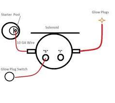 universal diesel wiring harness upgrade photo gallery by compass kubota glow plugs not working at Glow Plug Wiring Diagram