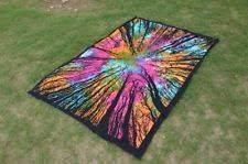 Tie-dye Art Deco Style Jungle Wall Hangings | eBay