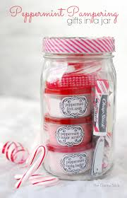 Peppermint Pampering Gifts In A Jar 100 Days Of Homemade Holiday Inspiration Hoosier Homemade