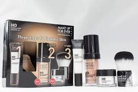 starter kit make up for ever is introducing an essential kit achieving a flawless high definition