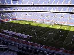 Empower Field At Mile High View From Club Level 304 Vivid
