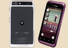 motorola smartphones verizon. droid razr and htc rhyme motorola smartphones verizon