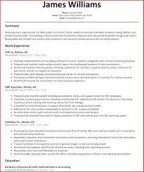 Accountant Resume Sample Resume
