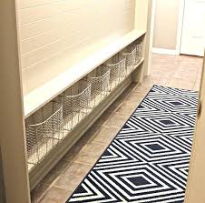 laundry room rug runner interesting geometric runner rug with mudroom rugs transitional laundry room the creativity laundry room rug runner