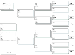 Genealogy Chart Template New Fill In Family Tree Template Awesome Draw A Diagram