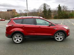 2008 ford escape tire size test drive 2017 ford escape 2 0 titanium