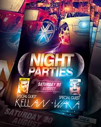 free flayers 50 best party flyer psd templates xdesigns