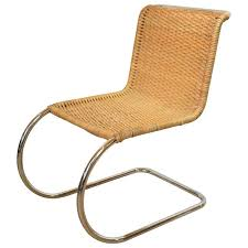 s533 cantilever chair by ludwig mies van der rohe for thonet 1930s for