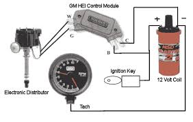 auto meter tach wiring diagram on hei auto diy wiring diagrams slant six forum view topic hei conversion question