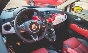 fiat abarth 2015 interior. fiat 500 abarth interior scorpion concept photo 2015 r
