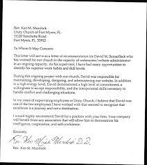 Sample Of Child Support Letter Resume Cv Cover Letter