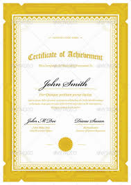 Professional Certificates Templates 70 Diploma And Certificate Templates In Psd Word Vector Eps Formats