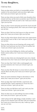 best 25 letter to my mother ideas on pinterest love my daughter within letter to mom from daughter