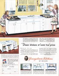Enamel Top Cabinet Youngstown Kitchens Advertisement Gallery