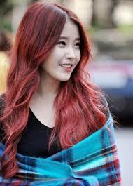 Kpop女子アイドル編赤髪vs黒髪 あなたはどっち派 Noritter