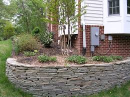 Small Picture Big Block Retaining Wall Design Ideas to Wall Decorations