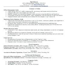 Walk Me Through Your Resume Example