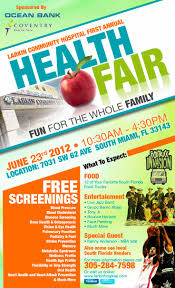 Health Fair Flyers Health Fair Flyer Omfar Mcpgroup Co