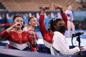 Gymnastics Team Gets Silver, ROC Wins ...