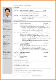 Resume Sample For Job Application Pdf Job Application Resume Template Sample Pdf Download Letter Cv 14