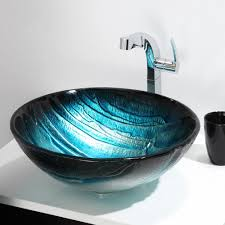 lifestyle bathroom sink faucet color changing