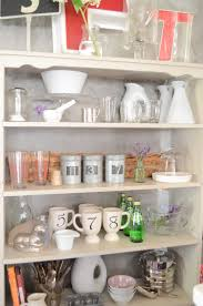 Open Shelving In Kitchen Open Shelving Sew A Fine Seam
