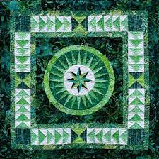 54 best Mariner's Compass Star Patterns and Quilts images on ... &