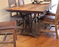 Iron Dining Table Legs Brilliant Ideas Iron Dining Table Base Unusual Design 1000 Images