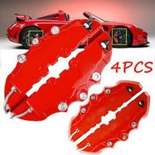 4Pcs/Set 3D Universal Car Auto Front Rear Disc Brake ... - Vova